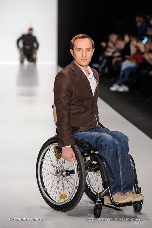 Fashion for people with disabilities