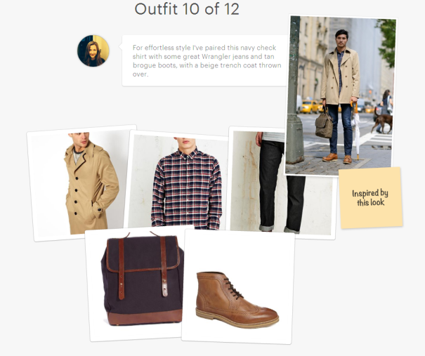 online stylist for men